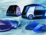 КАМАЗ представил правительству беспилотный автобус «Шатл»