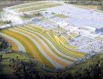 В Крыму показали обновленный Международный аэропорт «Симферополь»