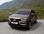 Полный привод: АвтоВАЗ готовит новые версии LADA XRAY и LADA VESTA