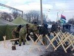 Украинские радикалы расширили торговую блокаду Донбасса