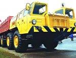 Многоколесные монстры: гражданские версии советских ракетовозов