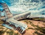 «Кладбище» самолетов: гигант «Антонов» показал себя изнутри