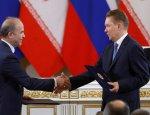 «Газпром» возвращается в Иран