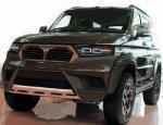 Совершенству нет предела: УАЗ готовится конкурировать с Volkswagen и Ford