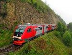 Плавный ход и комфорт: дизельный РА-2 из России вышел на новый маршрут