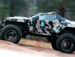 «Черный крокодил» с невских берегов: вездеход «Кайман» на базе УАЗ