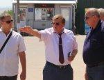 """Герасимчук: Мы приступили к обустройству МАПП """"Изварино"""""""
