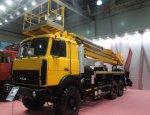 Все лучшее для России: новый автоподъёмник МАЗа завоевывает рынок