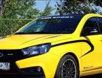 Ижевцы выкатили тизер новой Lada Vesta Sport