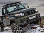 Стало известно чем удивит обновленный грузовичок УАЗ «Карго»