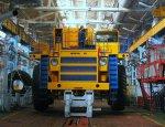 «БелАЗ» создаст серию самосвалов с необычными двигателями специально для РФ