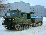 Мощнейший российский вездеход «Ужгур» преодолеет любые преграды