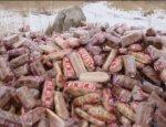 Украинский хлеб признан несъедобным