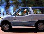 ЛуАЗ «Прото»: внедорожник, который мог бы совершить автомобильную революцию