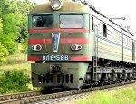 «Привет от Ильича»: как Украина использует электровозы ВЛ-8 1953 года