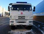 Скорая помощь от КАМАЗ: первый медицинский «вездеход» передан заказчику
