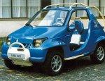 Российский мини-автомобиль «Лада Эльф», который не пошел в серию