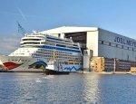 В Нижнем Новгороде началось строительство круизного лайнера