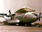 Уникальный Ан-22ПЗ для перевозки центроплана и крыльев для Ан-124 и Ан-225