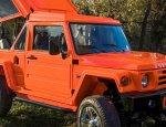 Возвращение «Сталкера»: новый внедорожник на базе Lada 4×4
