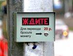 В России могут ввести платные пешеходные переходы