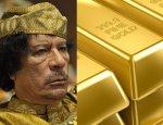 Каддафи готовил «похороны» для доллара: опубликована сенсационная переписка