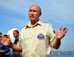 Водохранилища Крыма: «Вот что Путин животворящий делает!..»