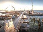 Вопреки прогнозам Украины: Керченский мост миновал «экватор»