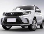 Китайский «клон» Lada XRay показался на официальных фото