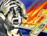 На пороге краха: европейские СМИ предсказывают обвал экономики США