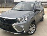 Китайская копия Lada Xray готовится начать борьбу за лидерство