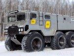 Русские вездеходы для Арктики: Россия готовит новый проект