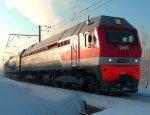 Стальной гигант для РЖД: первый рейс нового российского локомотива