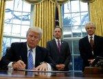 Трамп покончил со свободной торговлей
