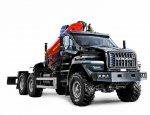 Линейка грузовиков нового поколения «Урал Next» заинтересовала нефтяников