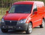 ГАЗ-2332 CityVan: «первая ласточка» российских лёгких коммерческих машин