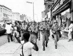 США - восстание в Детройте