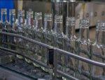 На Украине стали меньше выпускать водки