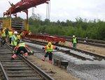 Самая длинная железная дорога Европы Rail Baltic «сходит с колеи»