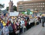 В том, что латыши хотят хорошие пенсии, виноваты сами латыши