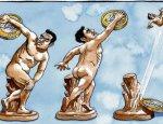 Греция может обанкротиться летом 2017г