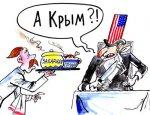 Украина назвала России цену за Крым