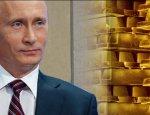«Золотой план Путина»: Россия обогатила резервы за счет США