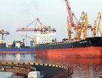 На Украину прибыло первое судно африканского угля