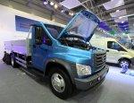 Добавим лошадей: новый ГАЗон Next оснастят мощным 8-цилиндровым двигателем