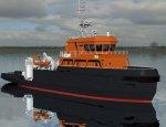 Ударное судостроение: в РФ создали новое судно проекта SDS18 «Игорь Ильин»