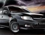 LADA Granta вырвалась вперед: названо лучшее российское авто «для людей»