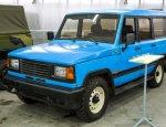 Конкурент Land Rover: УАЗ-3172 – совершенный советский внедорожник