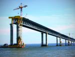 Нашли подходы к Стройке века: у Керченского моста не отыскали мертвую точку