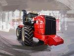 Эталон именной техники: в РФ сошел с конвейера новый трактор VERSATILE